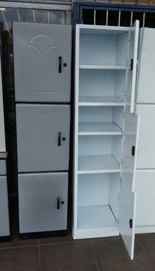 New Kitchen Grocer Cupboards
