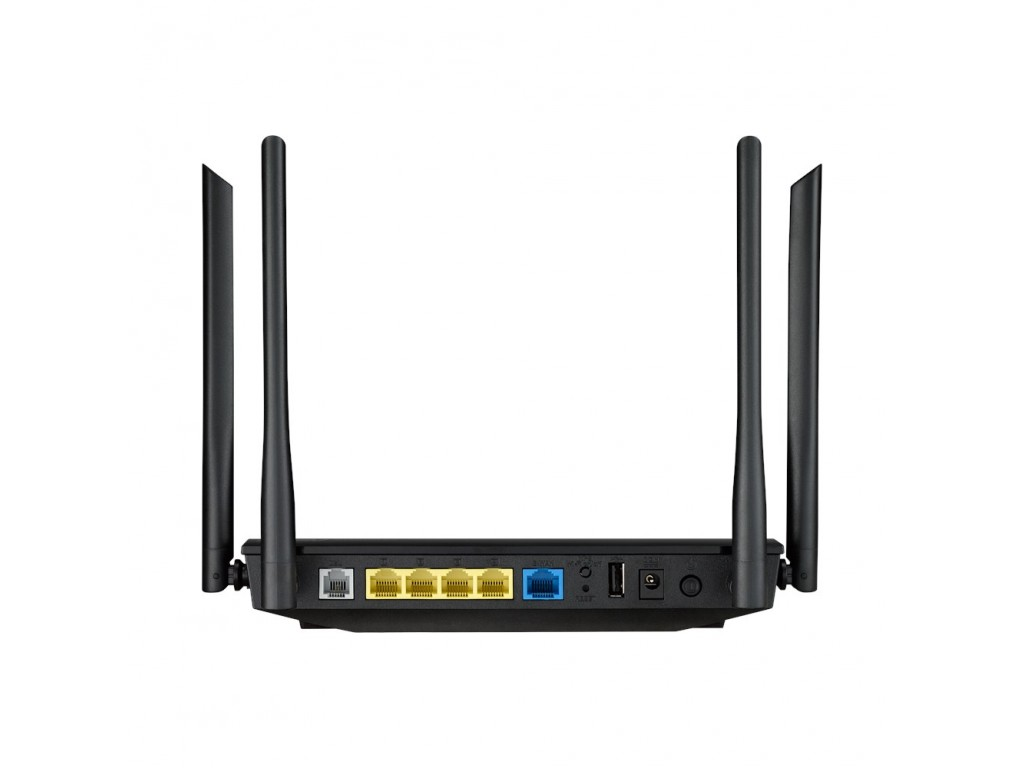 ASUS DSL-AC56U ADSL/VDSL AC1200 Dual-Band Wireless Modem Router