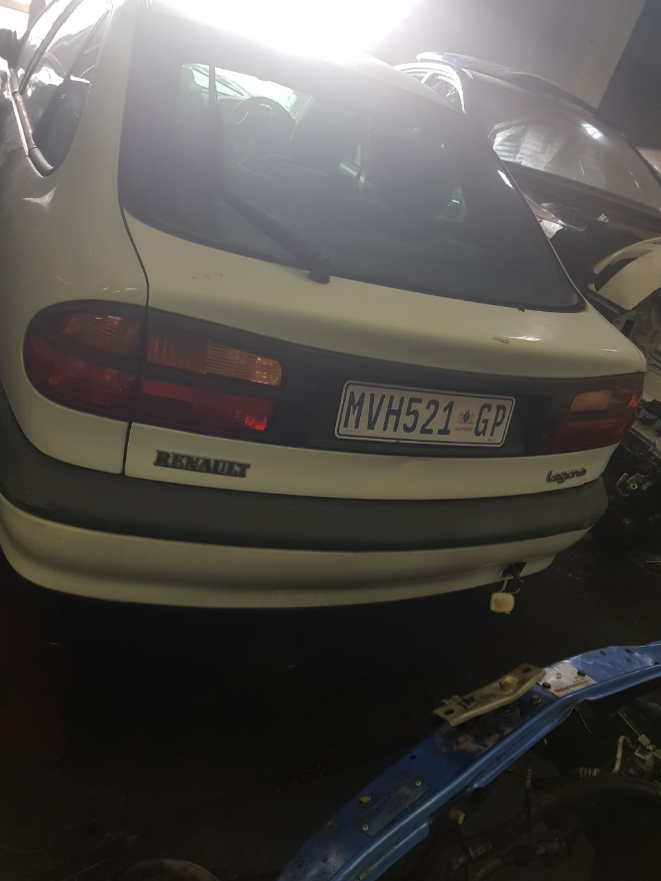 2001 Body Cars for Stripping