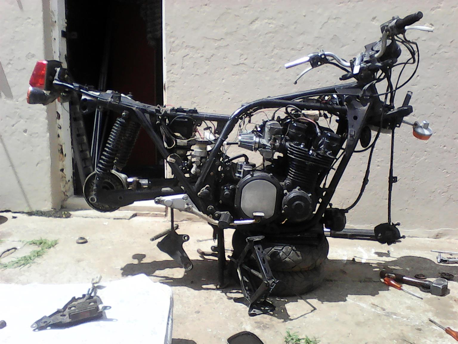 Qualified motorcycle technician;40years experience;specialize in old school bikes;all Chinese a quads;any electrical work undertaken west rand