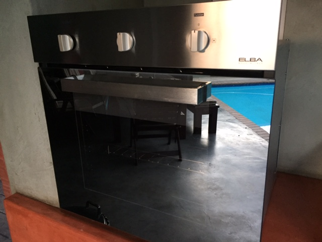 Elba 60cm Built-in Gas Oven