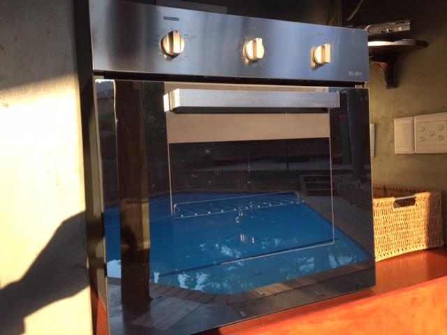 Elba 60cm Built-in Gas Oven