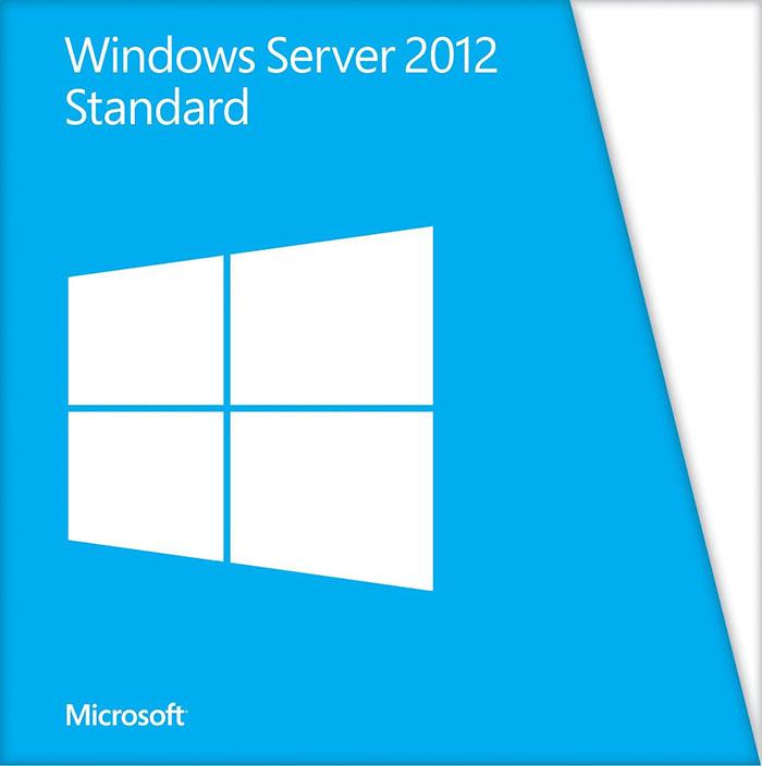 Microsoft Server 2012 R2 Standard 64-Bit License & DVD Media (USED)