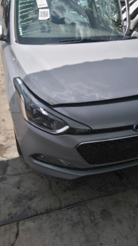 I20 1.4 2015 NEW SHAPE NOW FOR STRIPPING OF PARTS.