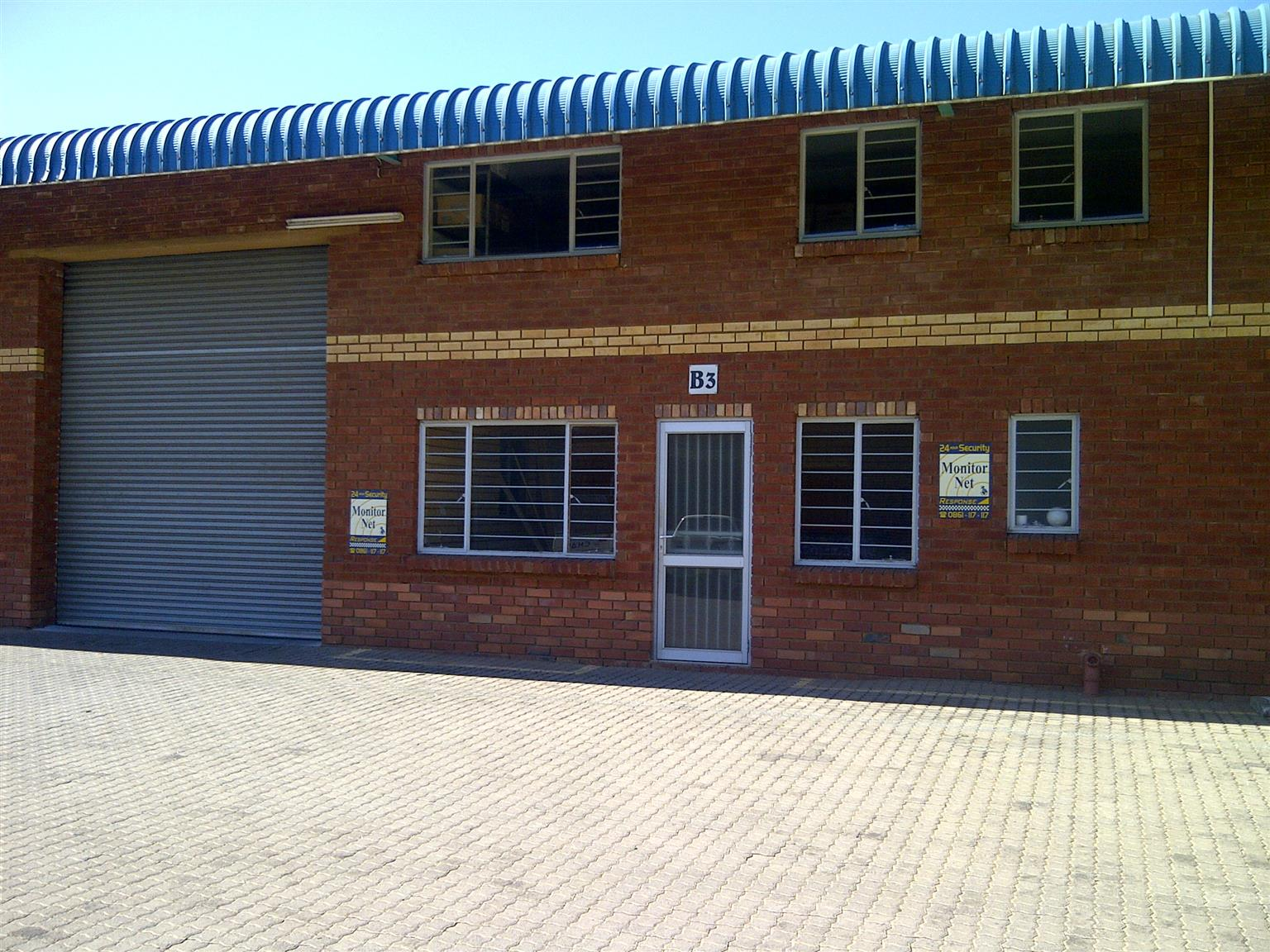 271 squares secure and neat industrial units available