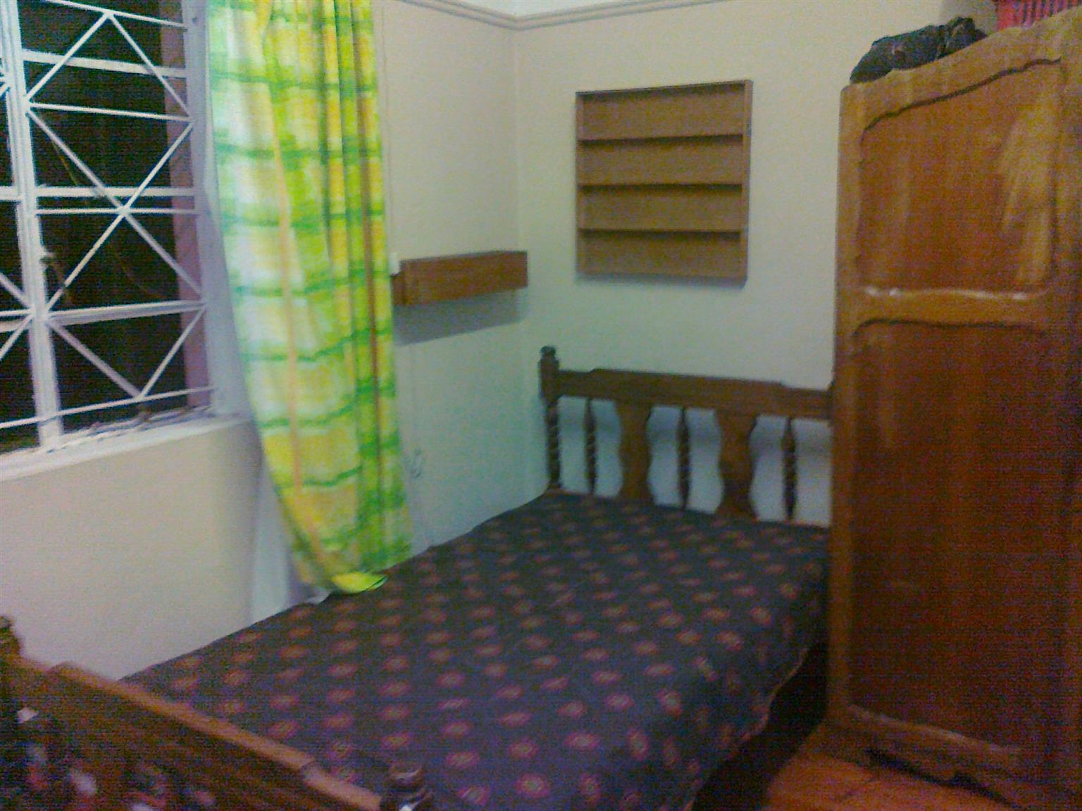 Furnished room in safe area. Employed person. Despatch, Eastern-Cape. R1650.