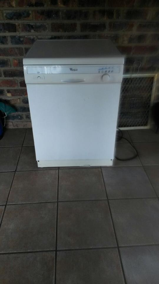 Whirlpool dish washer