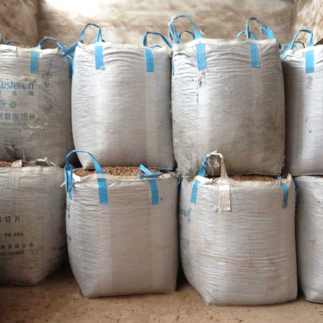 PELLETS FOR FIREPLACES AND PELLET BURNERS