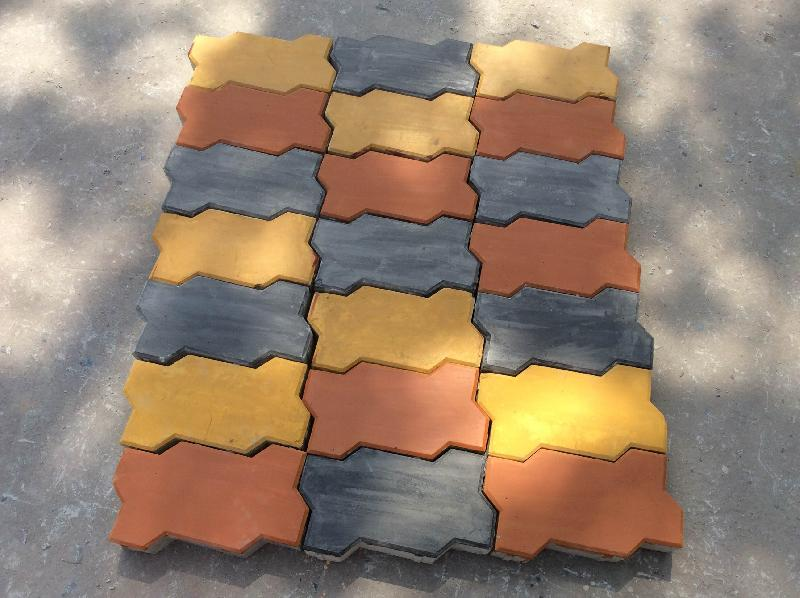 MANUFACTURE Zig Zag Pavers - Square Pavers - Hexagon Pavers and Blocks