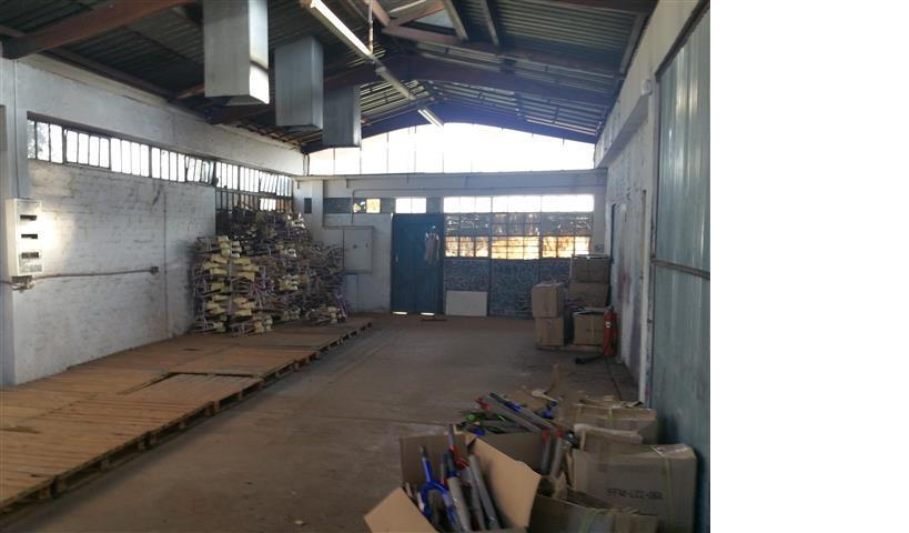 Rosslyn R5 Million Pretoria Large Factory of 3083m2 floor area on an 9771m2 stand.