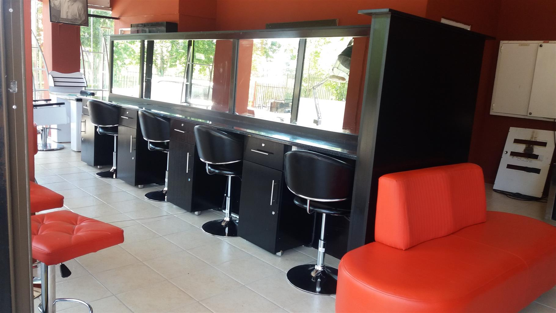 Newly Renovated Hair and Beauty Salon for
