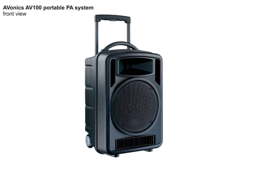 PA system for R450 per weekend