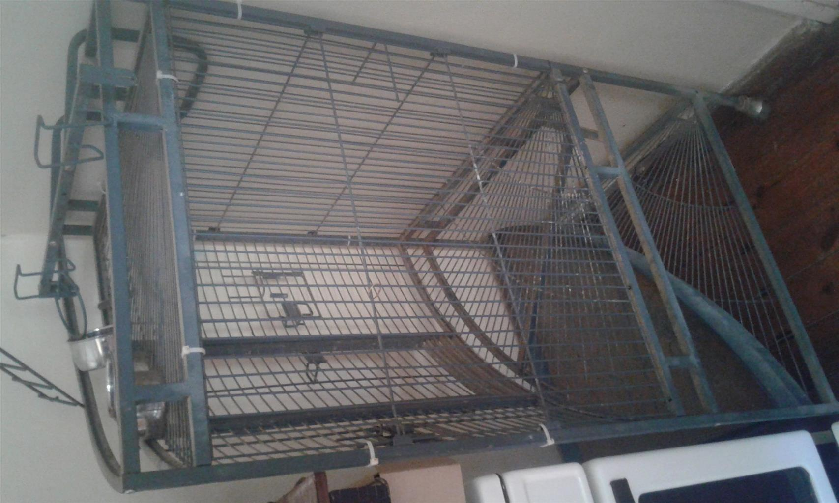African Grey Play Cage