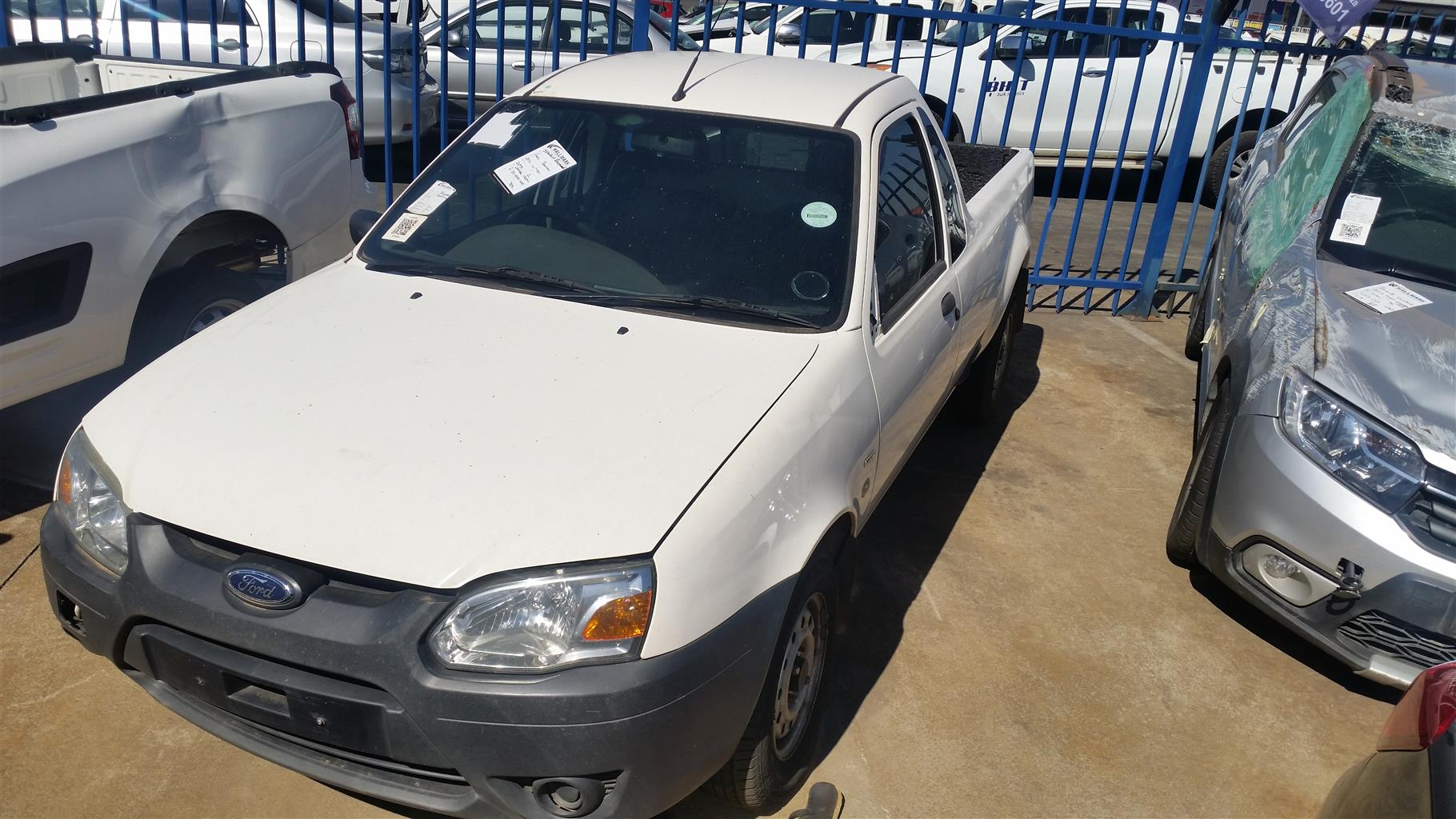 Ford Bantam 2010 1.4 TDCI (REF 24981)