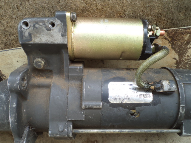 Delco Remy m28 24 volt starter motor