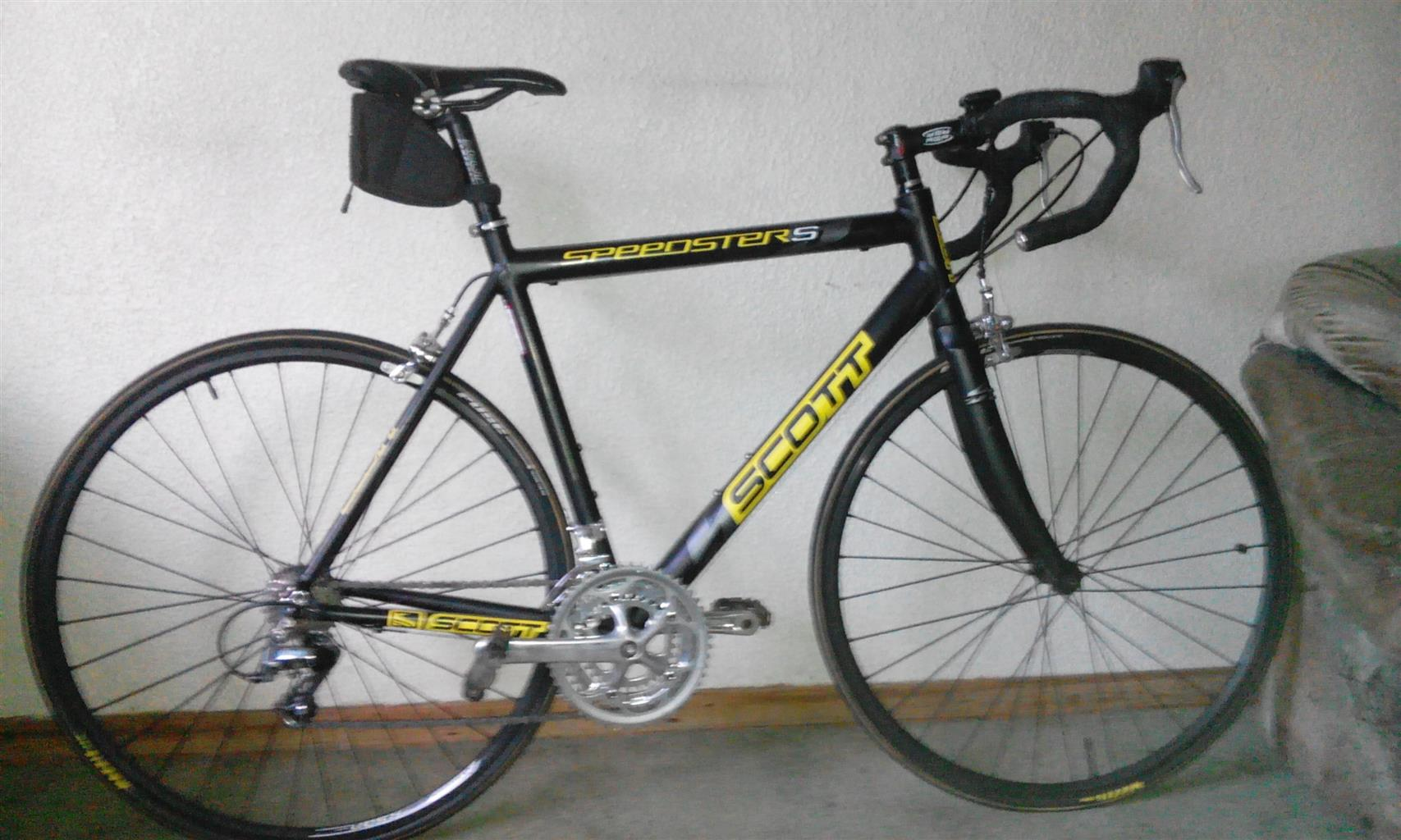 Large frame 54cm scott speedster  S5 with extras