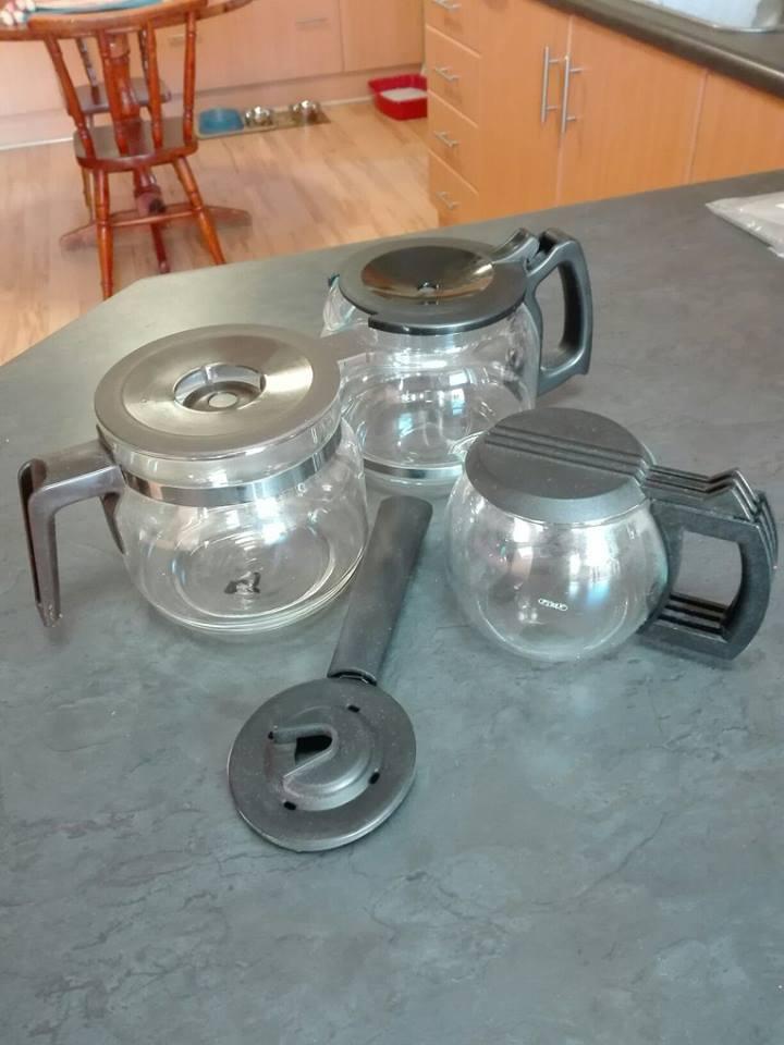 Coffeemaker jugs