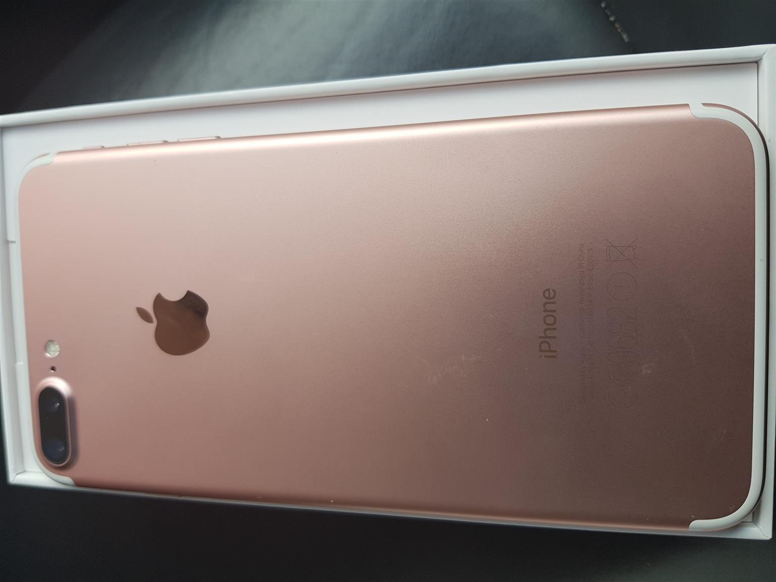 Iphone 7 Plus Rose Gold 32gb Junk Mail 32 Gb