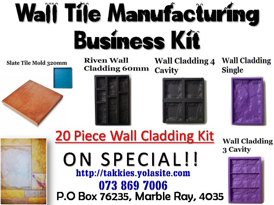 R3500 FOR a Block Manufacturing Business