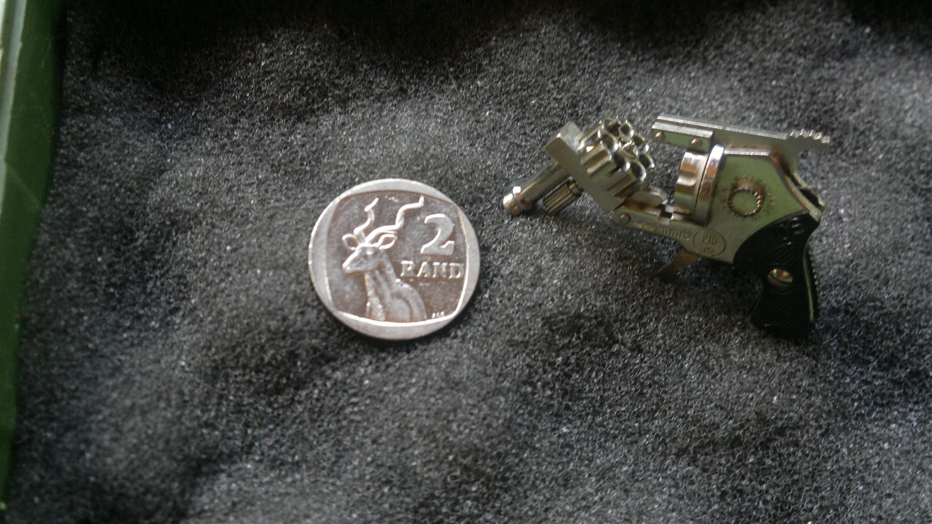 Worlds smallest Gun
