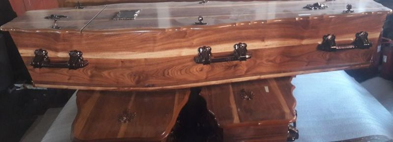 COFFIN  and  CASKET FOR SALE