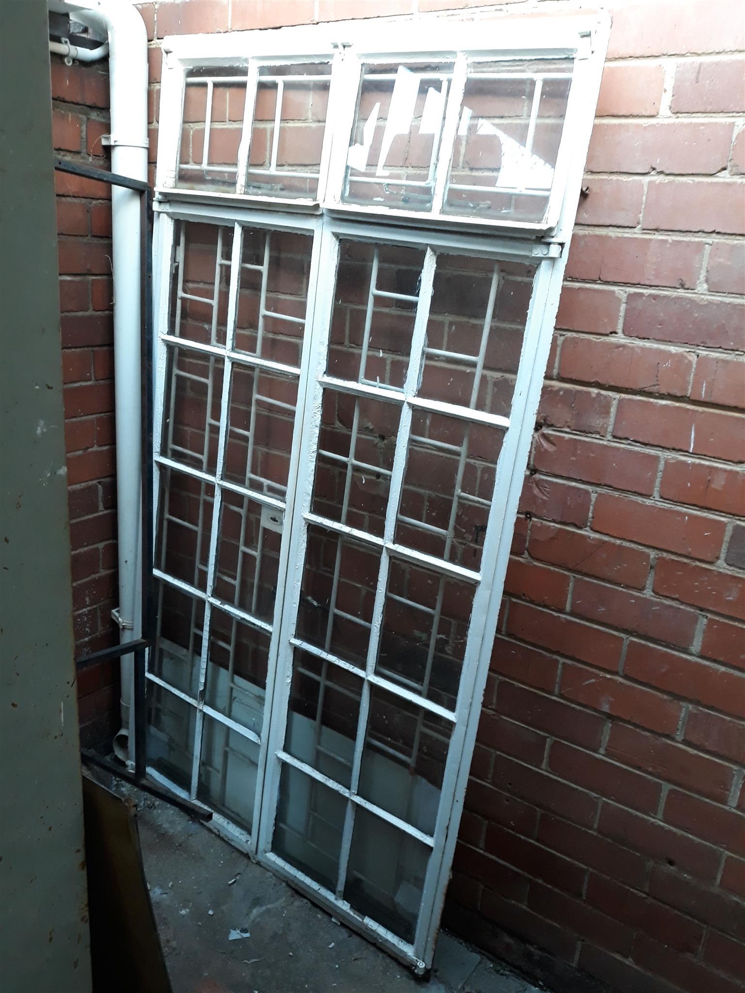 STEEL WINDOW FOR SALE