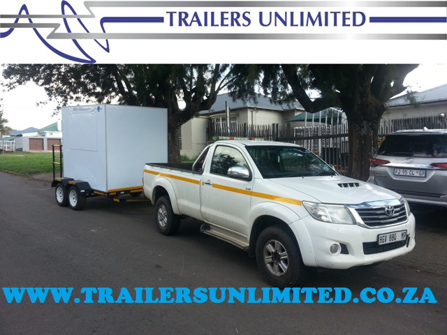 TRAILERS UNLIMITED SITE UNITS.