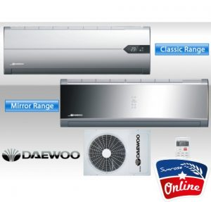DAEWOO 9000BTU AIR CONDITIONER