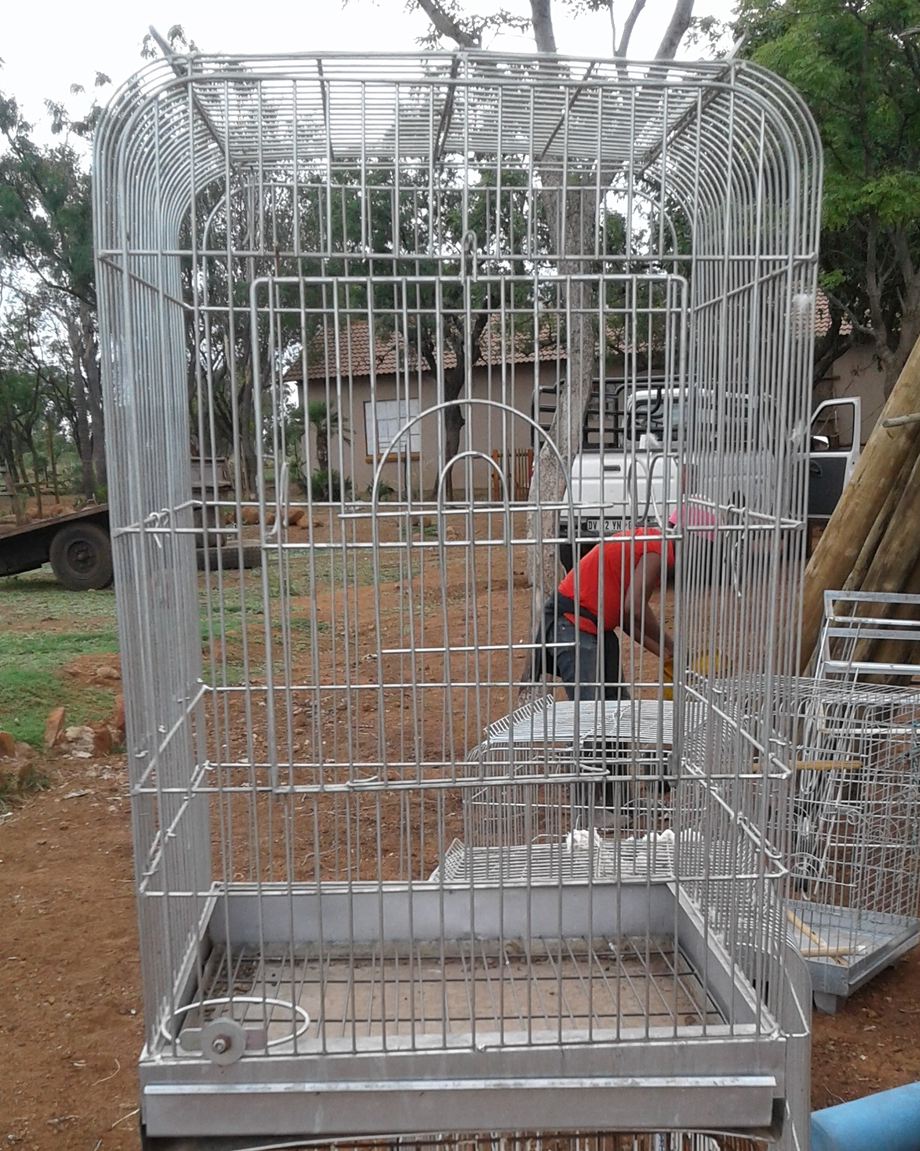 cages for parrots ans birds