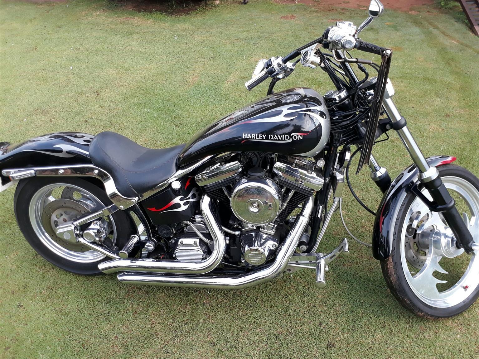 1992 Harley Davidson Softail