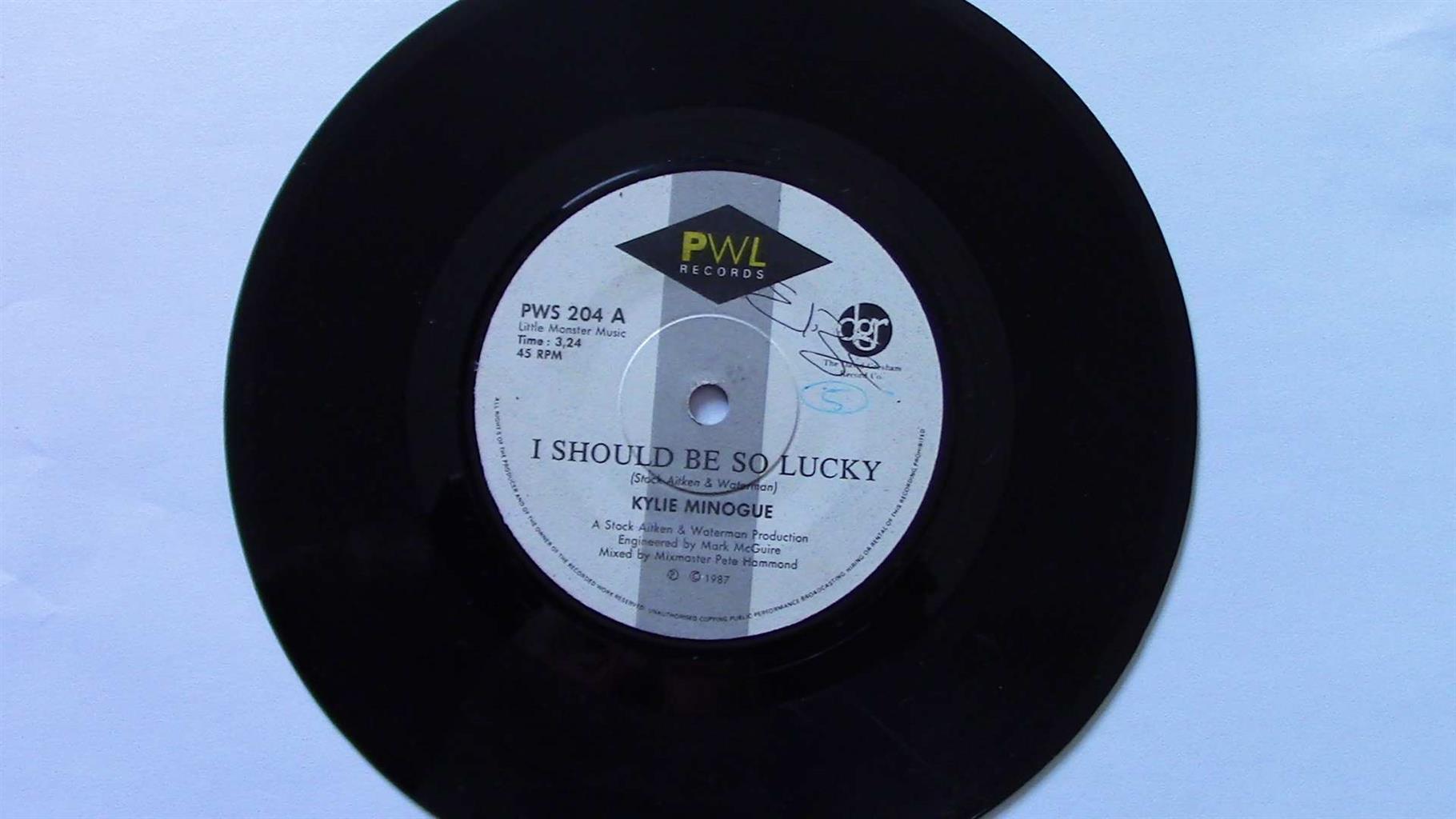 Vinyl Seven Singles (31 - 40)