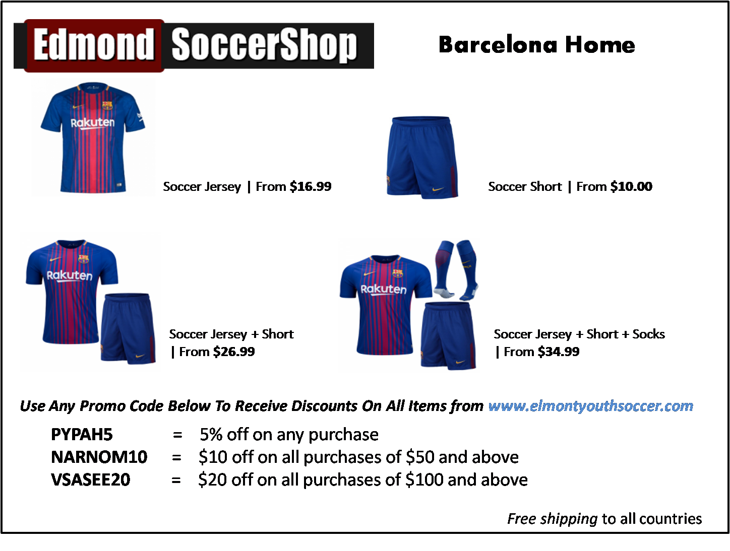 0c53e3c4d6f Cheap and Quality Replica Soccer Jerseys and Training Kits