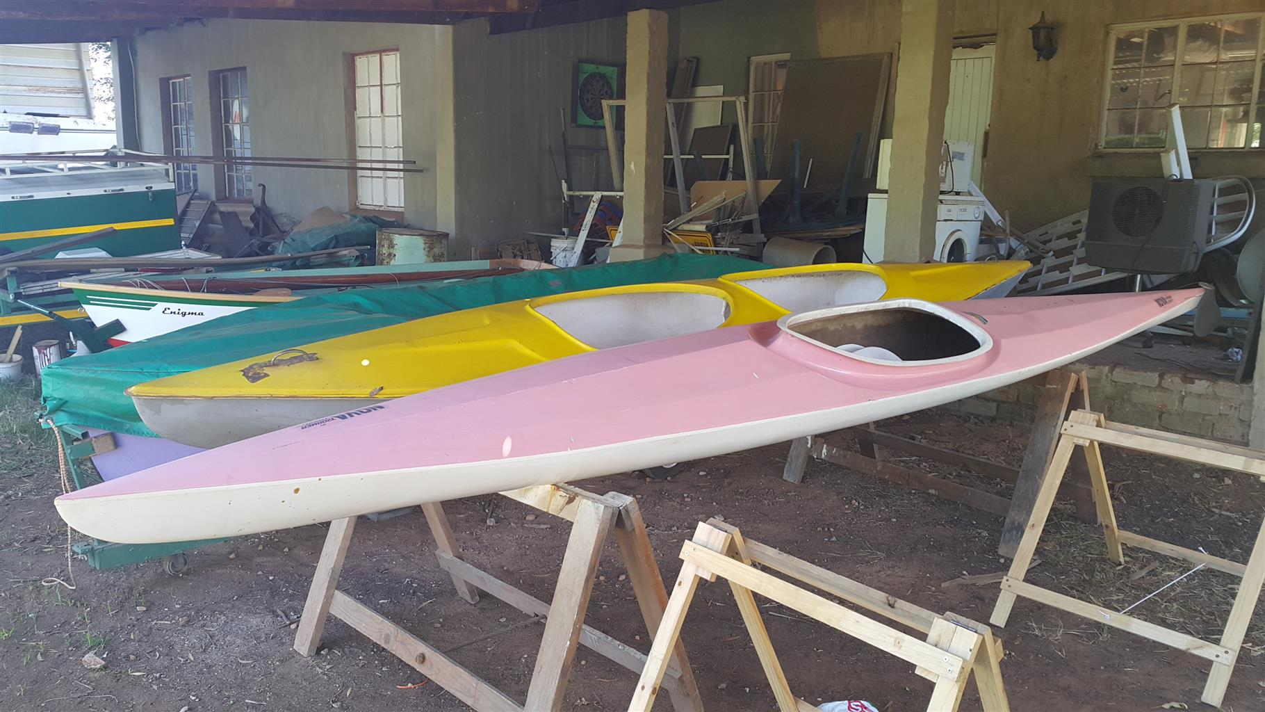 Kayaks for sale