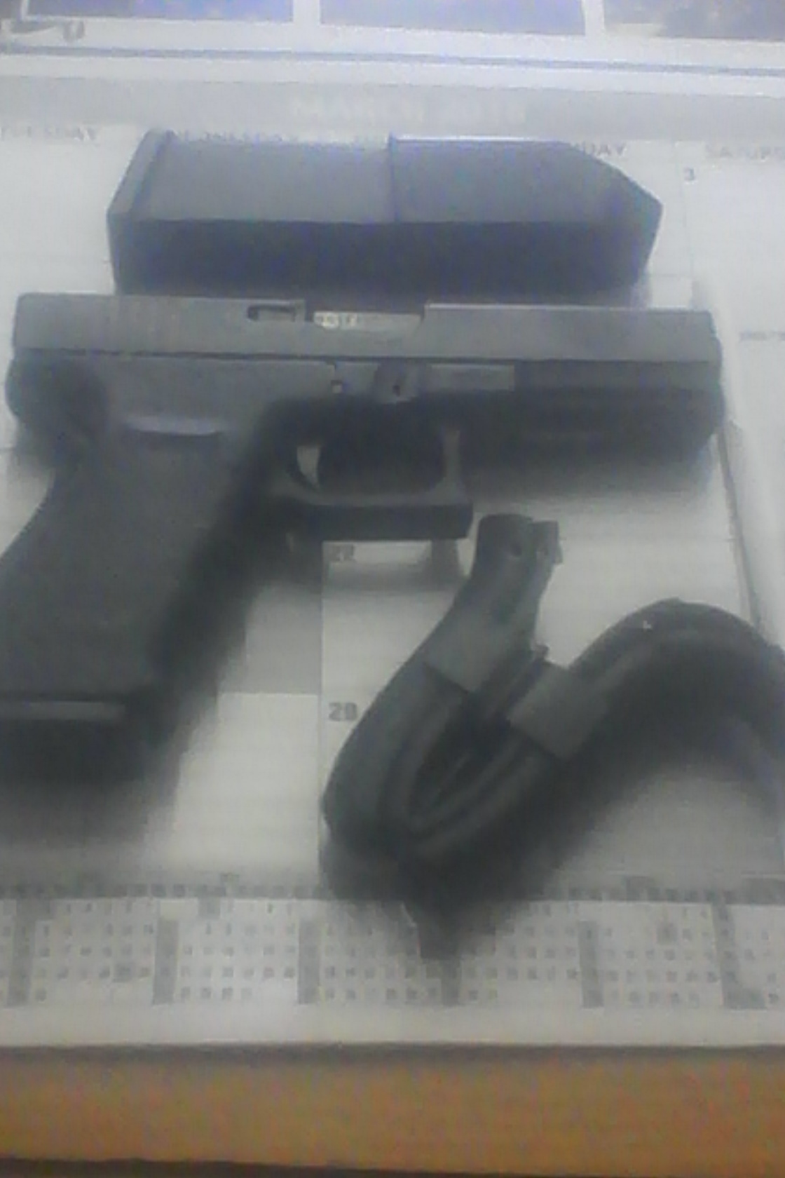 Glock 17 generation 4 9mmp