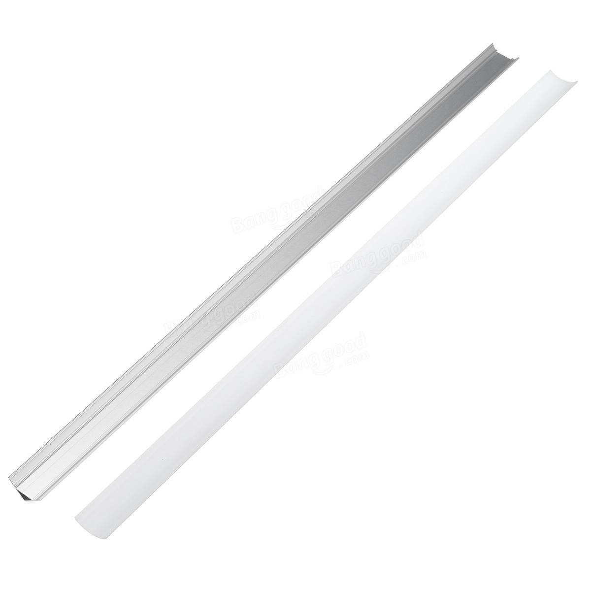YW Style Aluminum Strip Holder For LED Rigid Strip Light