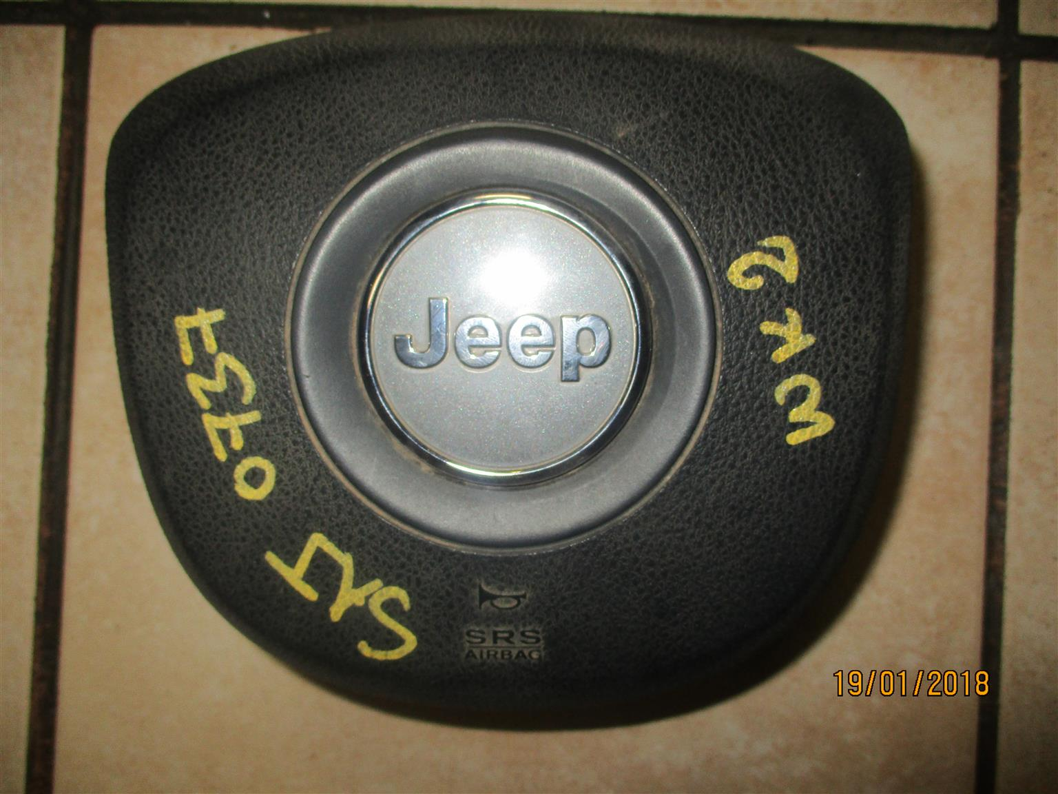JEEP GRAND CHEROKEE WK2 AIRBAGS  FOR SALE