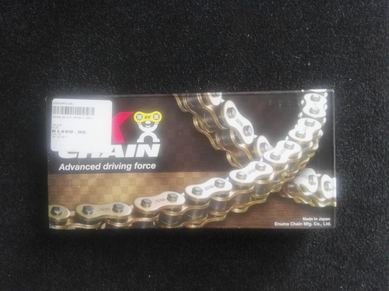 X-Ring chain 530 brand new