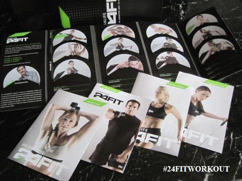 Herbalife24 DVD set