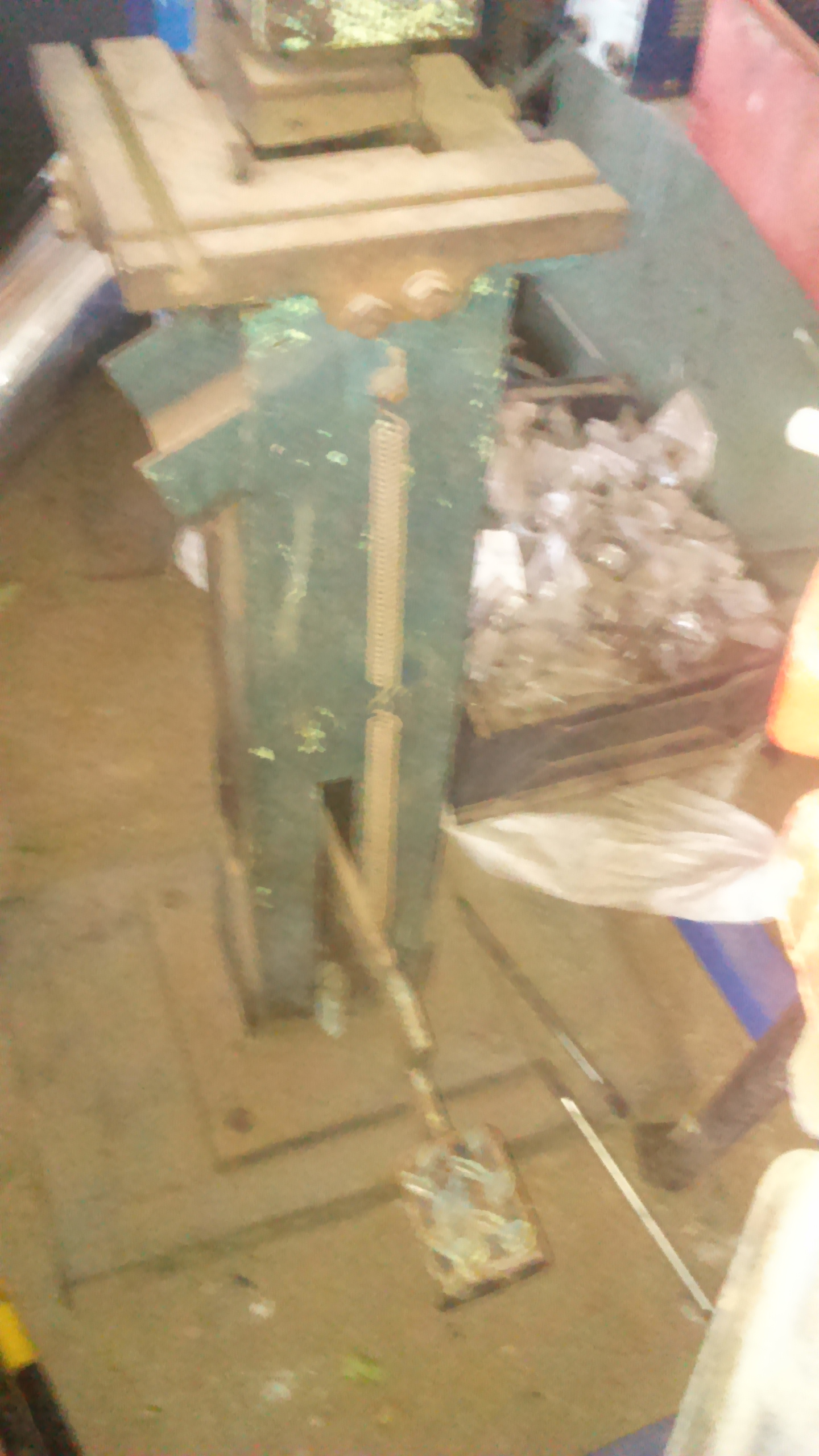 Foot notching machine for sale