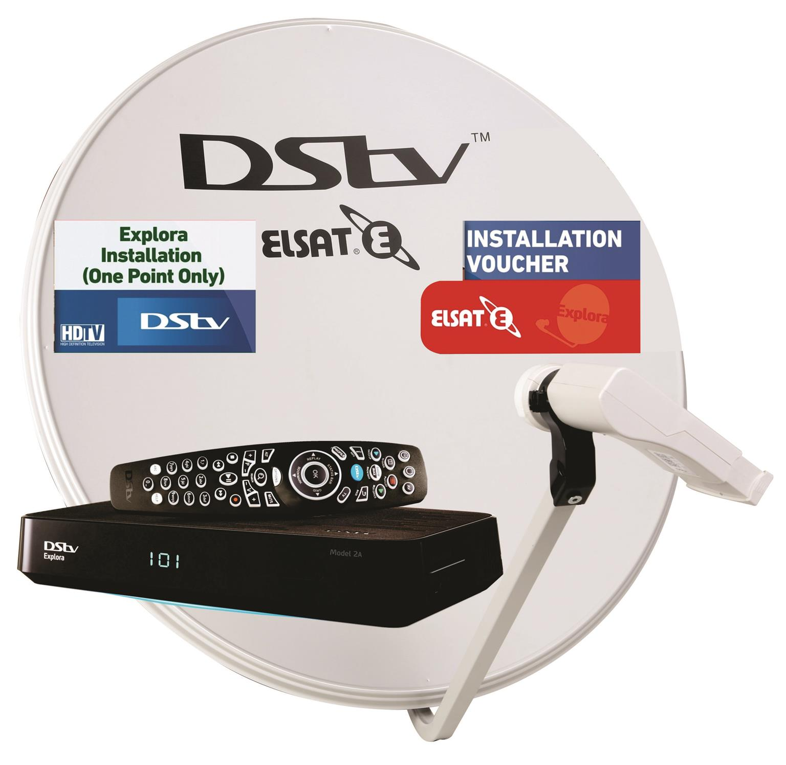 ACCREDITED DSTV INSTALLERS CALL 0837712485