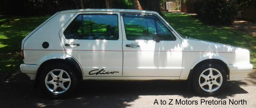 2000 Volkwagen Citi Chico 1.4i