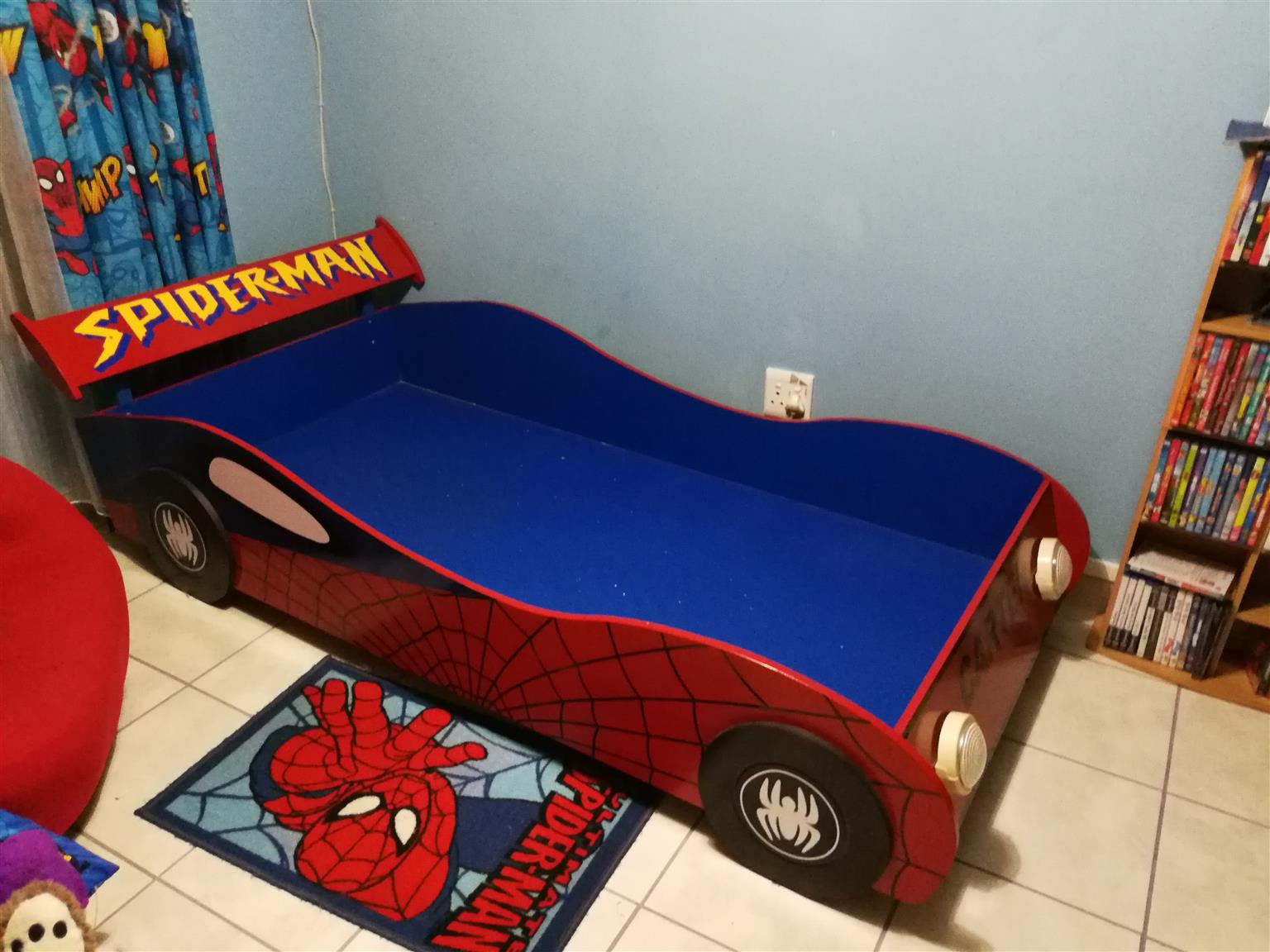 Spiderman Car bed for sale