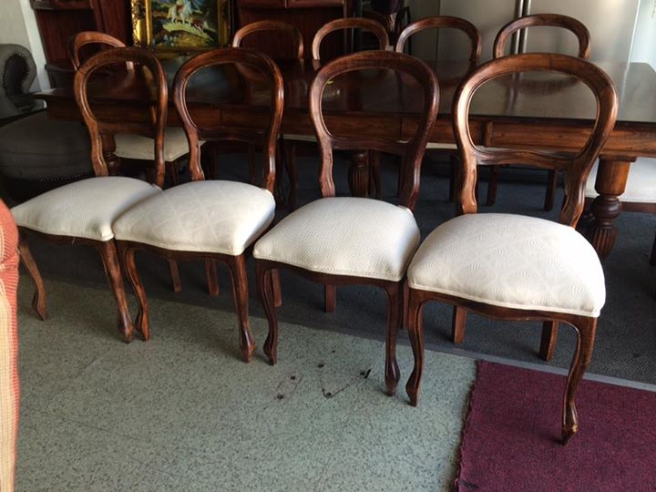 R   For Sale Dining Table And Chair Port Elizabeth