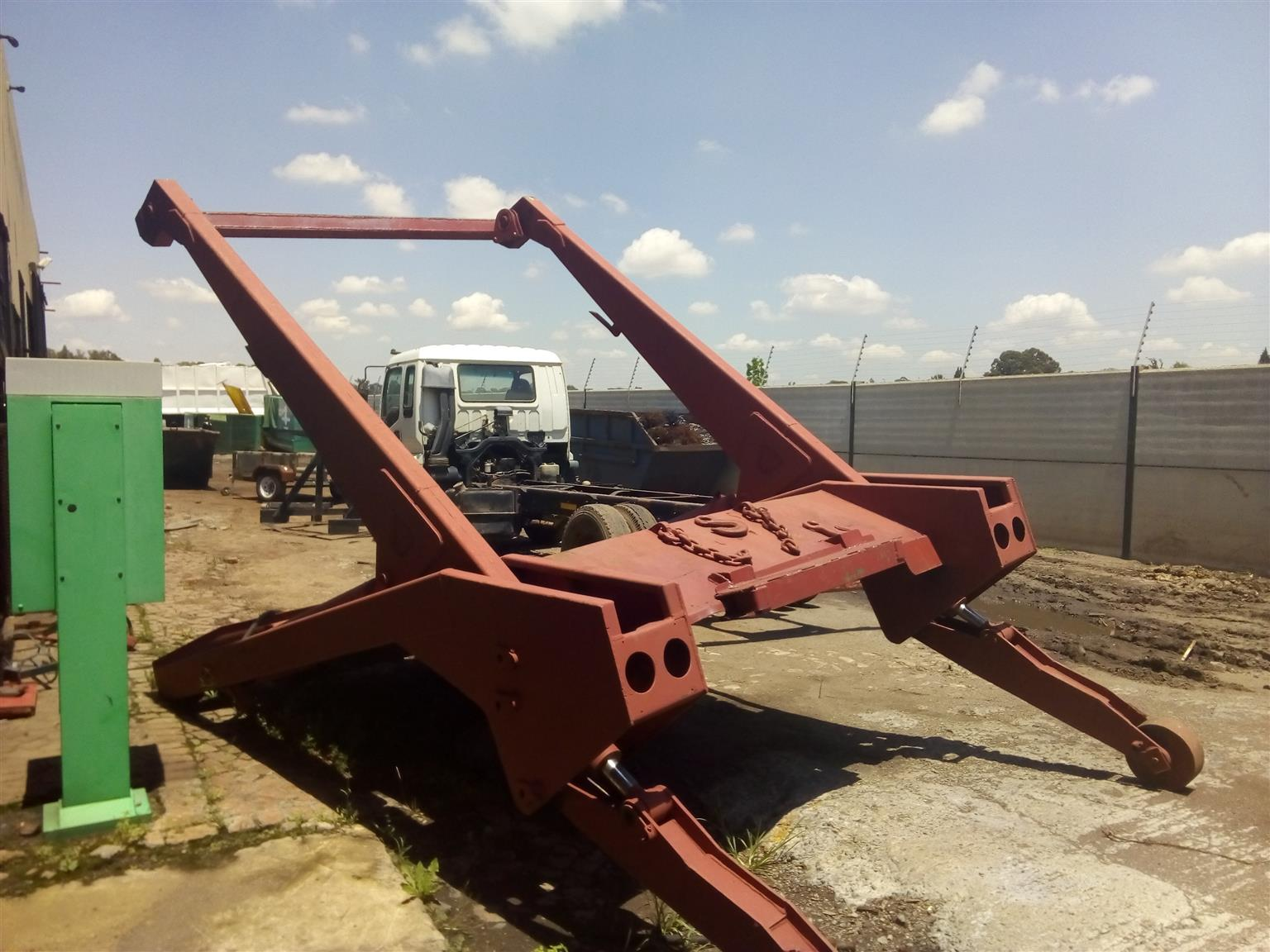 Brilliant load body installations done by us, we are committed to quality