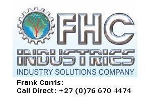 www.fhcenterprises.co.za - FHC ENTERPRISES - Marine Engineering - Propulsion Services (SPECIALISED REPAIR & MAINTENANCE)