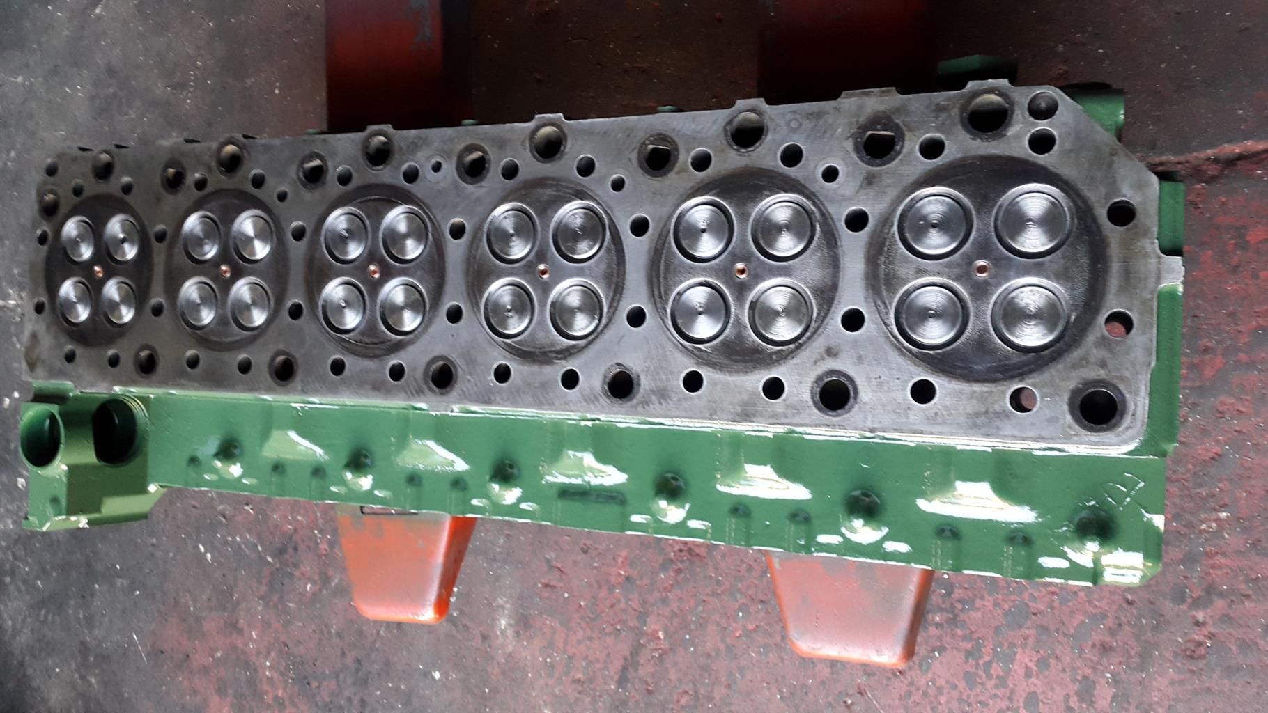 Cylinder Head Storage : Volvo d cylinder head for sale junk mail