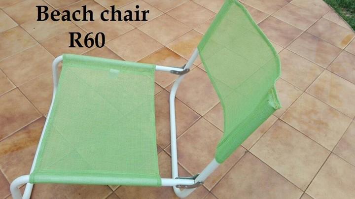 Beach chair for sale