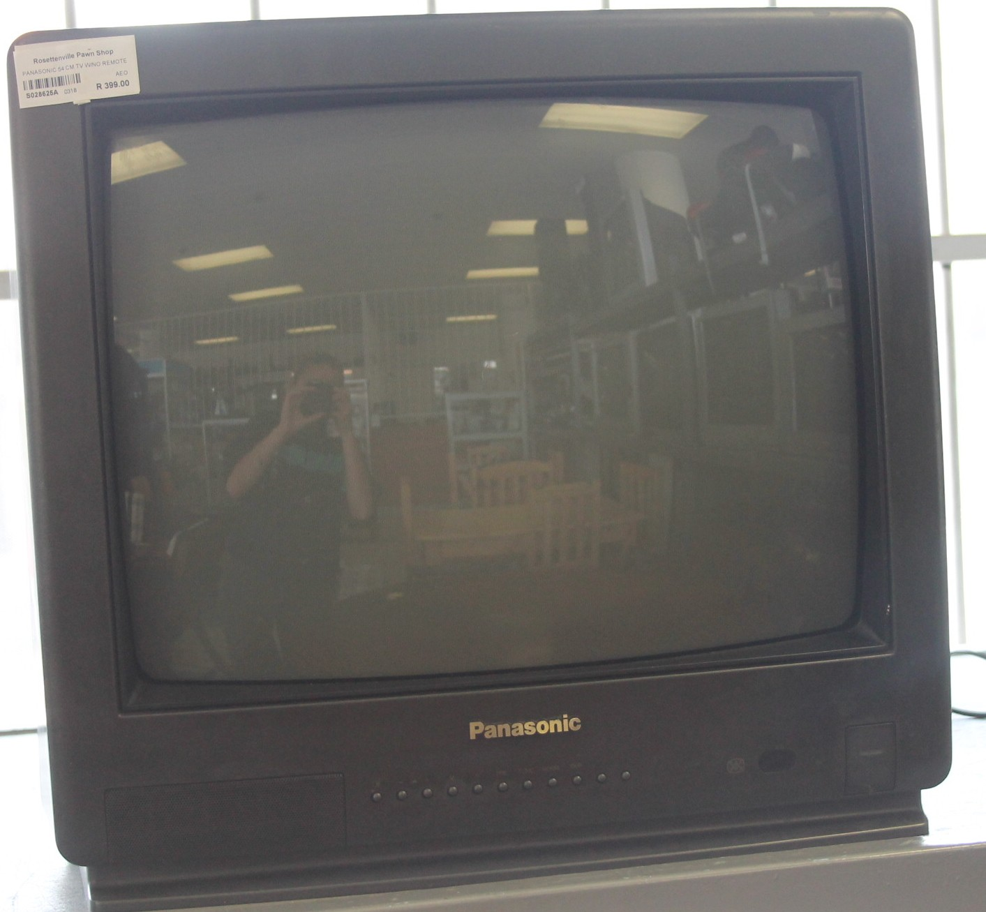 Panasonic 54cm tv S028625a #Rosettenvillepawnshop