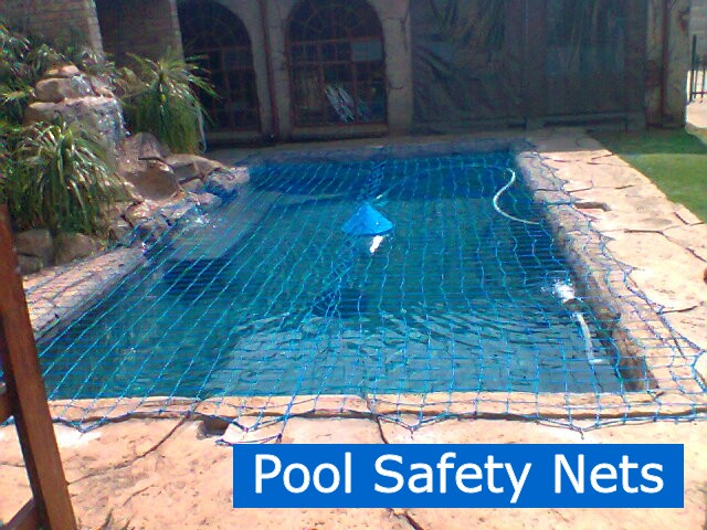 Pool Safety Nets & Covers - Direct from Factory