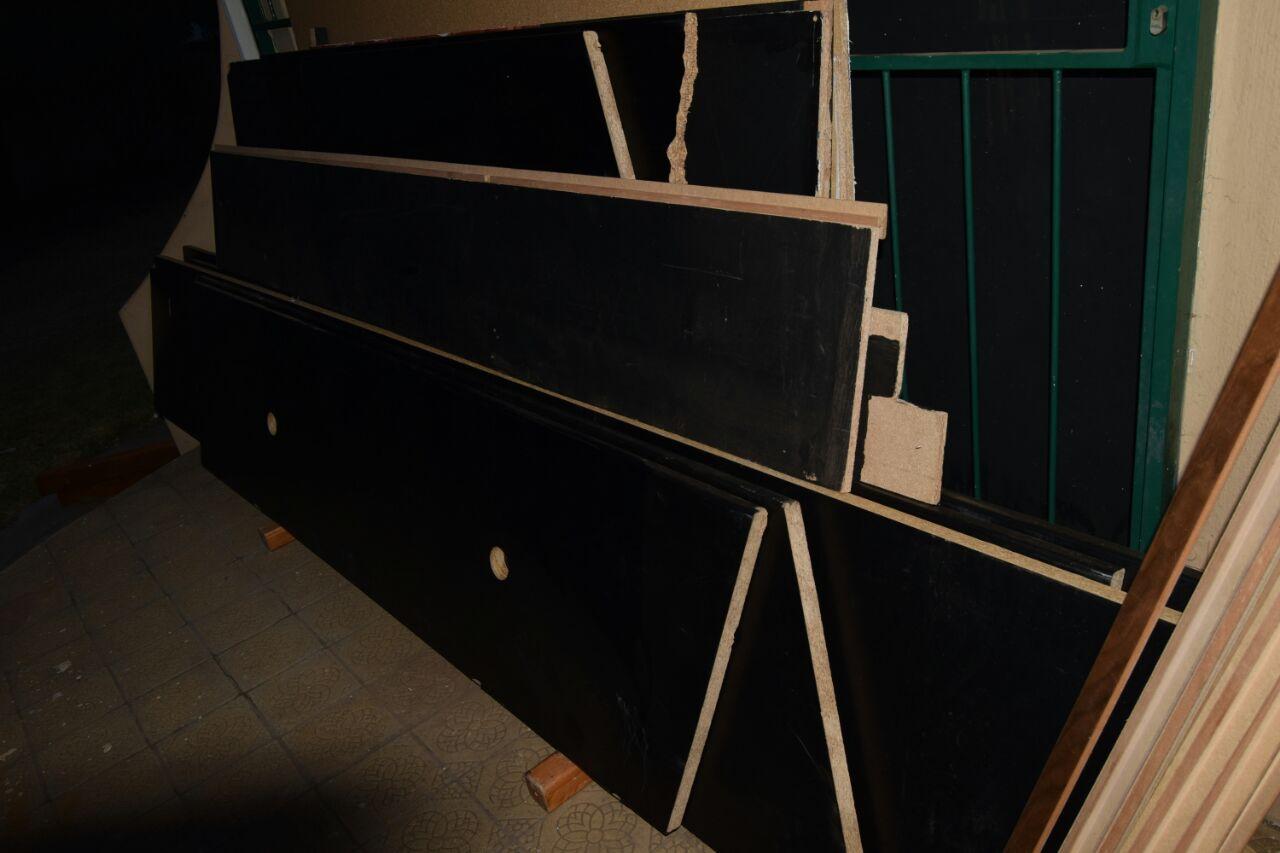Counter Tops, Black